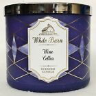 1 Bath & Body Works WINE CELLAR Scented Large 3-Wick Candle 14.5 oz photo