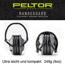 RANGEGUARD Original PELTOR AKTIV Kopfhörer taktischer elektronischer Gehörschutz