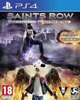 Saints Row IV: Re-Elected & Gat Out of Hell (PS4) Excellent - 1st Class Delivery