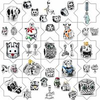 New Hot 2018 Jewelry Charms Animal style Beads For 925 Silver Sterling Bracelet