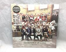 Mumford & Sons - Babel LP Record - NIB Sealed 180 Gram Vinyl w/ Download Card