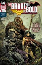 BRAVE AND THE BOLD BATMAN AND WONDER WOMAN #1 FIRST PRINT DC COMICS