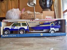 1994 Nlylint Power Prop Napa licensed Battery operated-Rare all Blue Boat Read