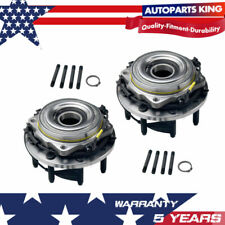 PAIR(2) 515081 FOR 05-10 Ford F250 F350 4WD Front Wheel Hub Bearings Assy w/ABS