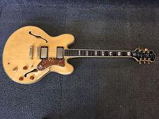 Epiphone Sheraton Semi Hollow Electric Guitar - Made in Korea 86-88