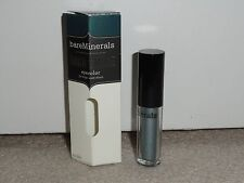 BARE MINERALS ESCENTUALS HIGH SHINE EYE COLOR SHADOW ELECTRIC (DEEP TEAL) NIB