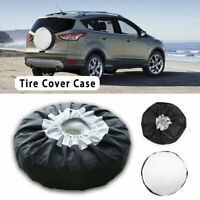 "Tyre Cover Case Car Spare Wheel Storage Bag Carry Tote For 13-19"" Tire"