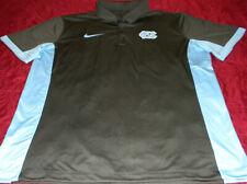 MENS North Carolina Tar Heel NCAA Nike Dri Fit S/S GOLF,TENNIS,LEISURE Polo Sz L