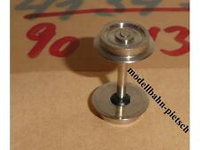 Roco H0 90213 ( 4134S-03A  ) Radsatz  , neu - Eine Seite silbern, andere schwarz