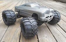 Monster truck 1952 Mercury body Traxxas Tmaxx Emaxx Revo HPI Savage MON8/1.5