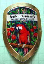 Stocknagel für Wanderstock b16  Vogel u Blumenpark Heiligenkirchen Detmold