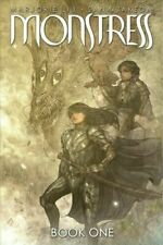 Monstress Book One by Marjorie Liu #9900