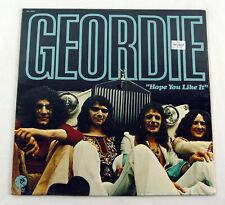 Geordie - Hope You Like It LP MGM SE-4903 Original Promo AC/DC Sealed In Shrink!