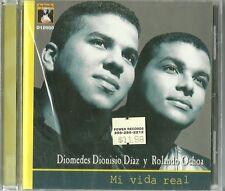 Diomedes Dionisio Diaz Y Rolando Ochoa Mi Vida Real  Latin Music CD