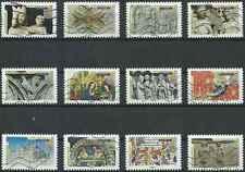 Timbres France autoadhésifs Art Gothique 877/88 oblitérés lot 15742