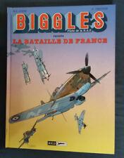 Biggles 8 reed Biggles raconte la Bataille de France Chauvin W.E. Johns Miklo