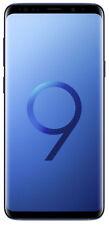 Samsung Galaxy S9+ SM-G965 - 128GB - Coral Blue (Unlocked) Smartphone (Single