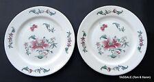 "B & Co. LIMOGES FRANCE ~ L. BERNARDAUD & Co ~  2 Dinner Plates ~ 9 3/4"""