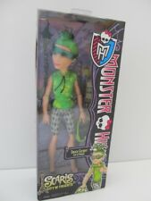 Monster High Male Doll Deuce Gorgon Scaris City of Frights New in Box