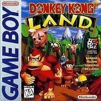 Donkey Kong Land - Game Boy Game