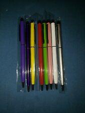 Stylus Pen [8 pcs], 2-in-1 Universal Touch Screen Stylus + Ballpoint Pen For...