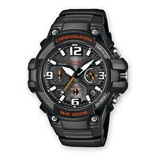 CASIO Orologio Analogico Uomo Crono Sportivo MCW-100H-1A 100m