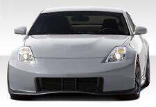 03-08 Fits Nissan 350Z N-3 Duraflex Front Body Kit Bumper!!! 108081