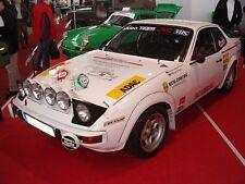Verbreiterungssatz/Kederband  Porsche  924 Rallye Gruppe4/Barth,GFK,Racingoptik!