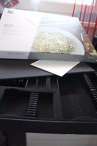 WMF - Besteckkasten - leer - für  60 Teile NEU Kassette unbestückt