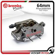 Brembo Racing pinza freno posteriore con pistoni in titanio CNC P4 24 INT 64mm
