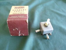 1956 NOS Mercury Power Seat Switch Assembly