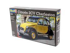 Revell Citroen 2CV Charleston 1:24 Model Kit - 07095
