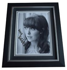 Una Stubbs SIGNED 10x8 FRAMED Photo Autograph Display Summer Holiday Film COA