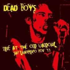 CD de musique live punk, sur album