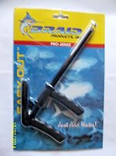 """BRAID STAINLESS STEEL HOOK REMOVER 10"""" LONG"""