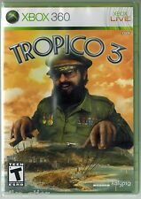 Tropico 3 (Microsoft Xbox 360, 2010)