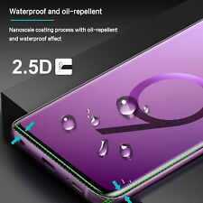 Case Friendly Tempered Glass Screen Protector For Galaxy S9 S9+ S8 Note 8 Note 5