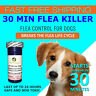 50 Tablets Flea Killer DOGS 25-125 Lbs. 57 Mg Quick Results, Fast Shipping
