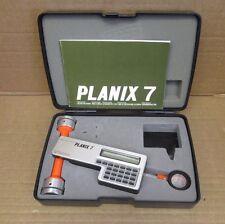 TAMAYA PLANIX 7 Digital planimeter 365170 E CUSTODIA & MANUALE DI ISTRUZIONI