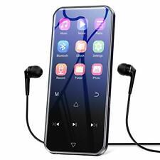 32GB MP3 Player mit Bluetooth 5.0 mit 24 Zoll TFT Farbbildschirm HiFi Musik