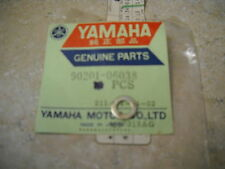 NOS OEM Yamaha Crankcase Washer 1970-75  RD125 TX750 TY250 Trials 90201-06038-00