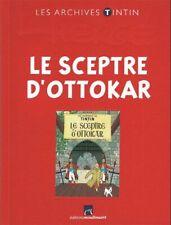 Hergé – Archives Tintin – Le sceptre d'Ottokar - Moulinsart / Atlas