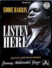 Eddie Harris, Listen Here, Ed. Jamey Aebersold, 2009