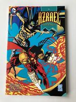 Azrael Volume 1: Fallen Angel By Joe Quesada - DC OOP Tpb Graphic Novel - NEW!