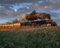 Union Pacific Railroad 8x10 Photo Big Boy Steam Locomotive 4-8-8-4 4014