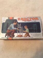 Vintage 1948 Erector Set / The A.C. Gilbert Co. New Haven Connecticut