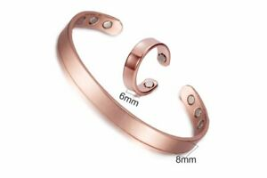 Bracelet Quality Magnetic IN Copper With Magnets More Ring Quality Adjustable