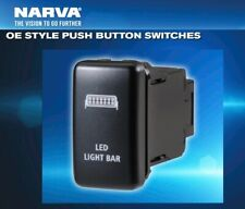 Narva OE Style Toyota Switch Push Button LIGHT BAR Hilux Cruiser Prado Hiace FJ