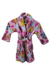 Shopkins Robe Polaire Filles XS 4 Rose Souple