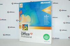 """MS Microsoft Office XP PRO Professional Update boxversion/neuf avec RG./TVA"